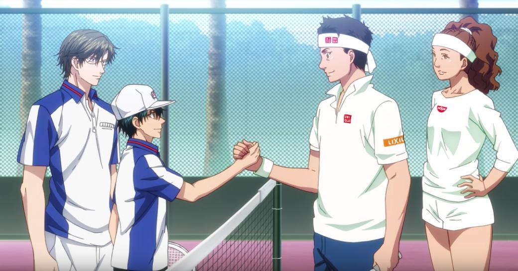 Аниме-реклама лапши оказалась вцентре скандала— вней темнокожую теннисистку сделали белой | Канобу - Изображение 3688