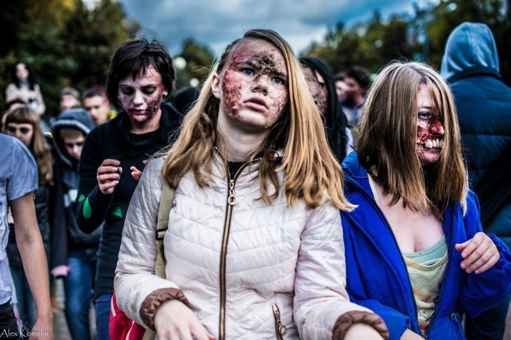 В Йошкар-Оле прошел первый зомби-парад | Канобу - Изображение 3