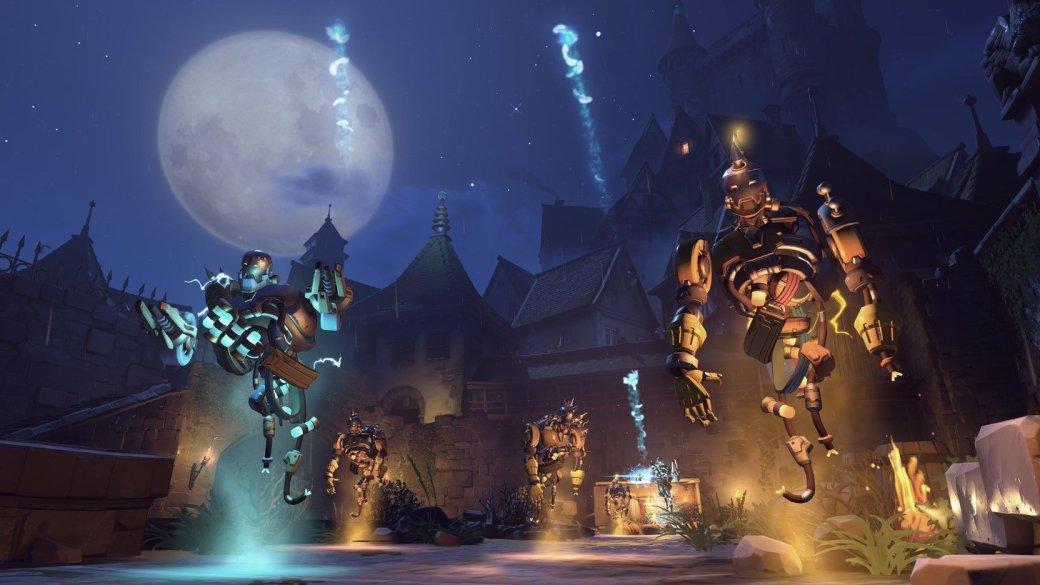 Сравниваем Хэллоуин и Летние Игры в Overwatch  | Канобу - Изображение 6512