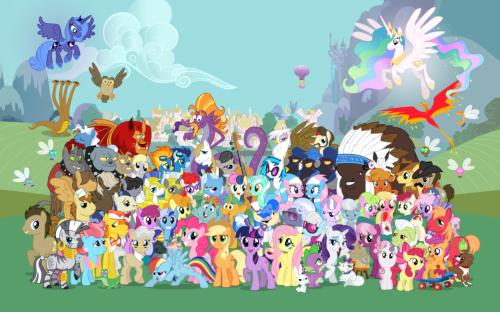 Для Xbox 360 выпустили аватары и предметы из My Little Pony