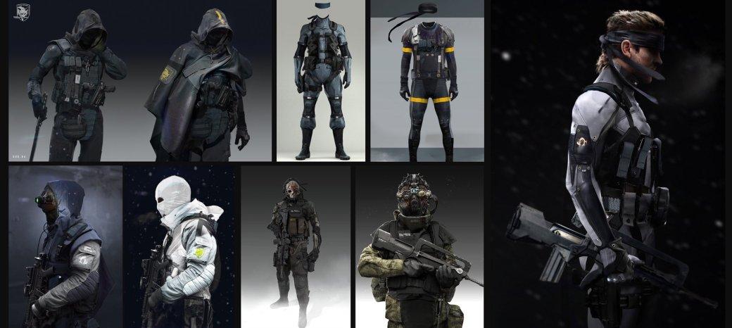 Замечательные фанарты к31-летию Metal Gear отрежиссера ееэкранизации | Канобу - Изображение 28