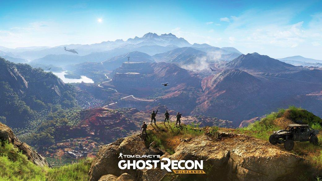 12 часов сTom Clancy's Ghost Recon: Wildlands | Канобу