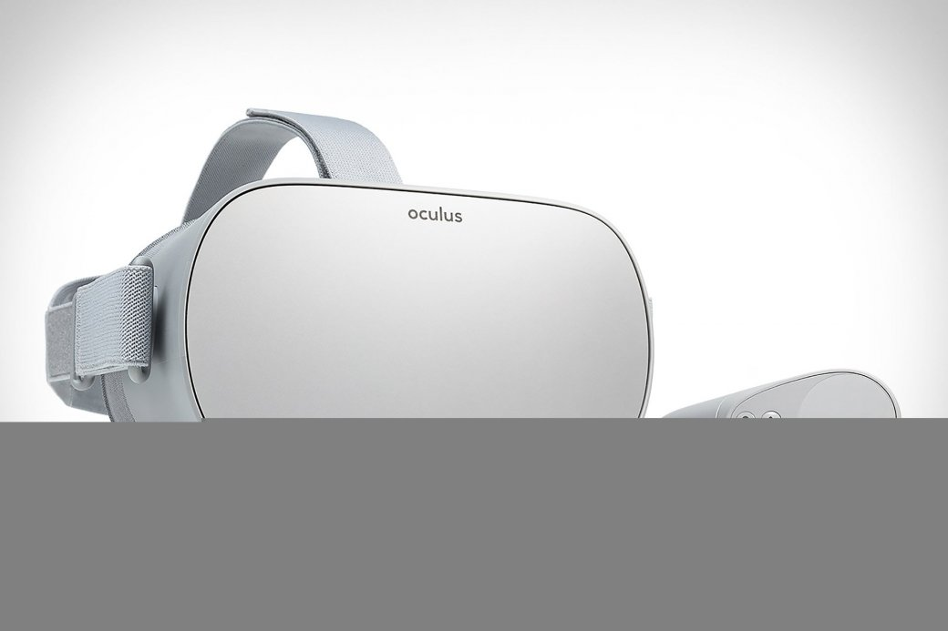 Oculus Go – новый VR шлем без проводов и с очень вменяемой ценой. - Изображение 1