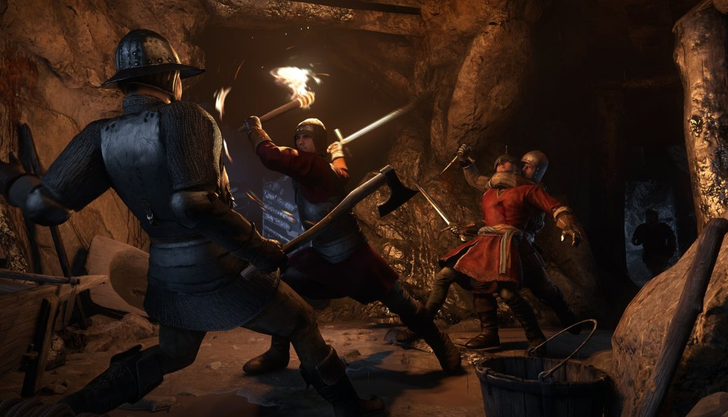 Рецензия на Kingdom Come: Deliverance — игру Warhorse Studios про Богемию, Средневековье, историю | Канобу - Изображение 616
