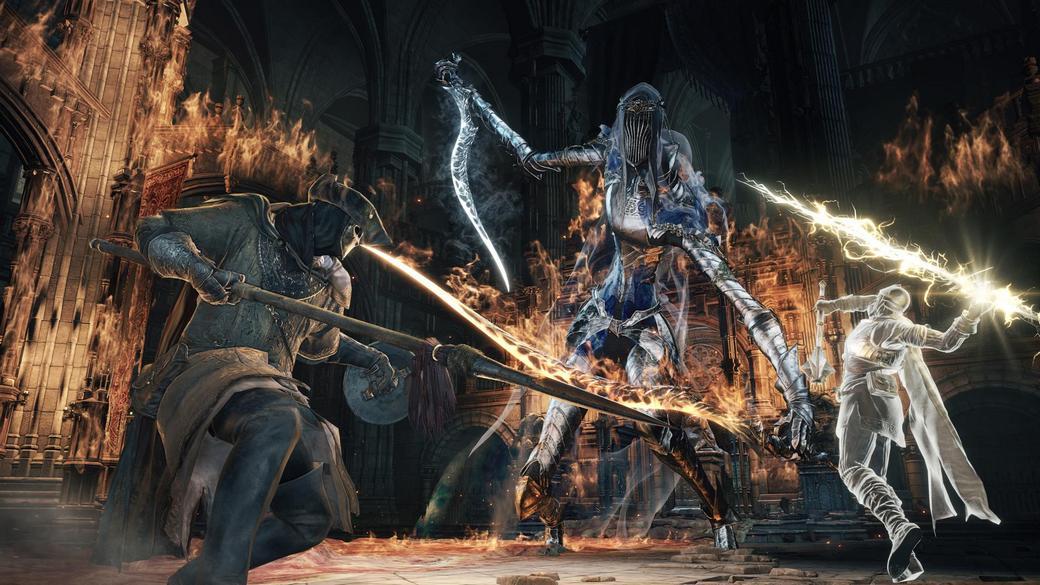 Гайд по Dark Souls 3 для начинающих - советы для новичков по началу игры, выбору класса | Канобу - Изображение 7175