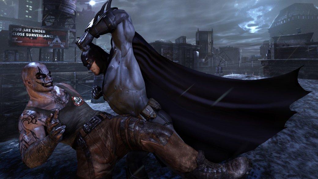 Обзор Batman: Arkham Origins - Год третий | Канобу - Изображение 1