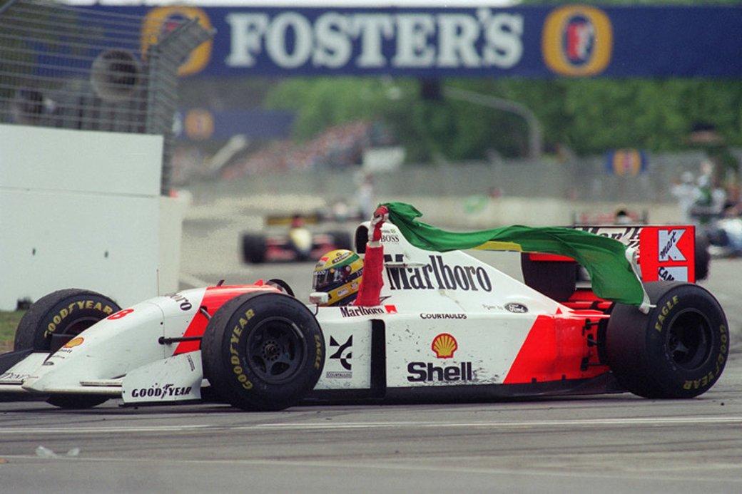 Легенда «Формулы-1»: жизнь итрагедия Айртона Сенны