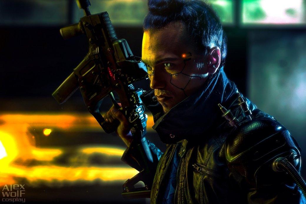 Так-так-так. Что тут у нас? Косплей по Cyberpunk 2077! | Канобу - Изображение 3
