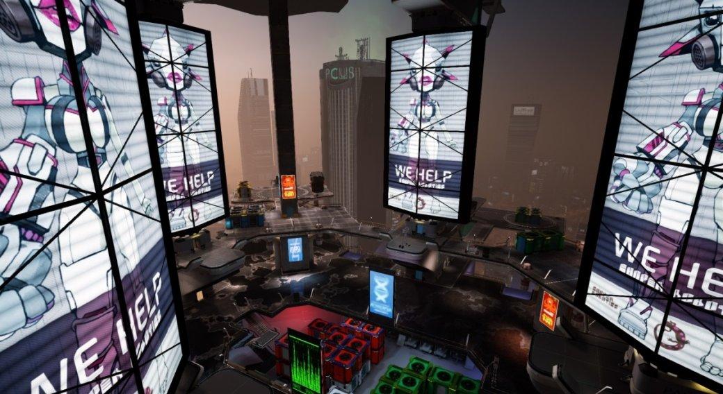 Разбор и обзор Total Lockdown - королевская битва (Battle Royale) в небоскребе от Panzar Studio | Канобу - Изображение 0