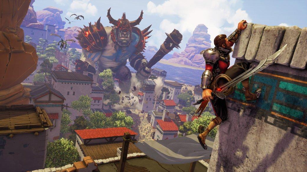 Рецензия на Extinction, игру, похожую на Attack on Titan и Shadow of the Colossus | Канобу - Изображение 2