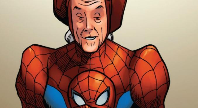Какбы выглядела Мэй Паркер, еслибы получила способности Человека-паука вместо Питера? | Канобу - Изображение 10182