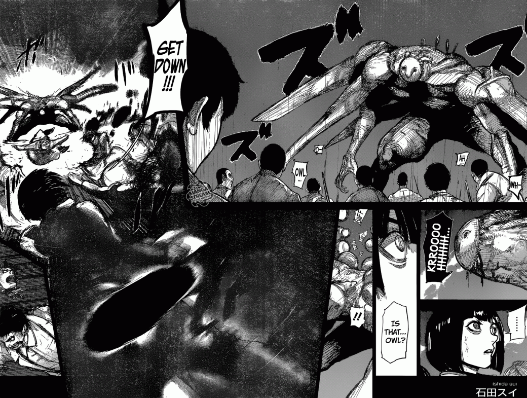 «Токийский гуль»— кровавая история опожирателях плоти исоциальном неравенстве | Канобу - Изображение 1