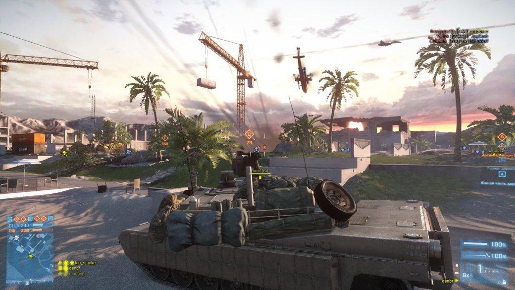 Рецензия на Battlefield 3 | Канобу - Изображение 5819