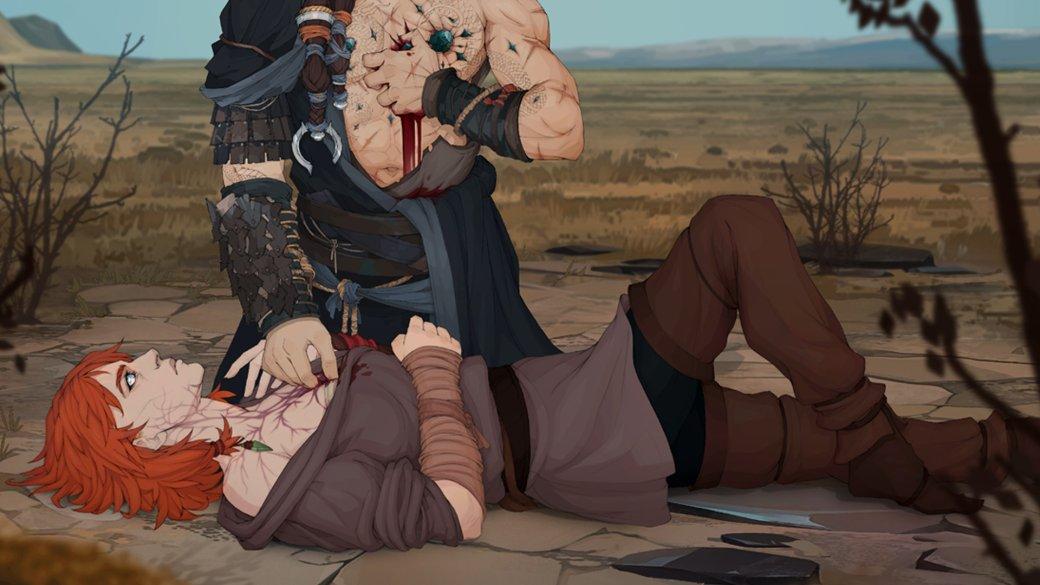 Ash ofGods для Switch, Wolcen иJourney tothe Savage Planet. Авочто выиграли напрошлой неделе? | Канобу - Изображение 6679