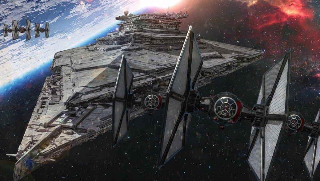 Это неИмперия! Рассказываем озарождении Первого Ордена вновом каноне «Звездных Войн» | Канобу - Изображение 5