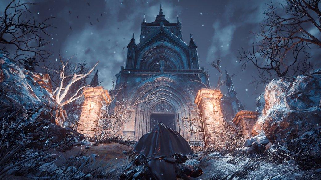 20 изумительных скриншотов Darks Souls 3: Ashes of Ariandel | Канобу - Изображение 10334