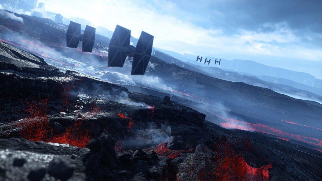 Как создаются планеты для Star Wars Battlefront | Канобу - Изображение 1