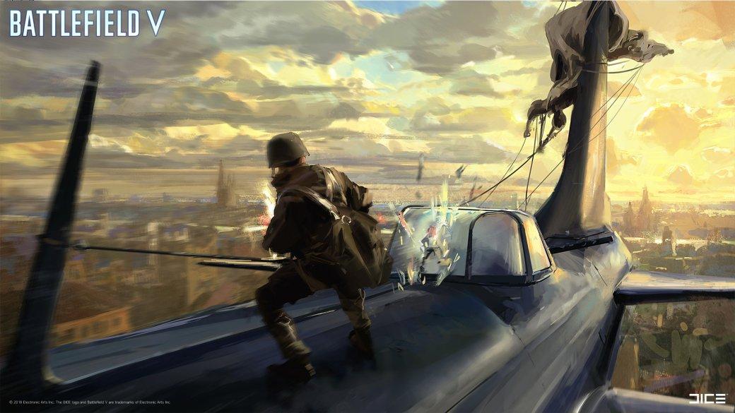 Взгляните на атмосферные концепт-арты и иллюстрации по Battlefield V   Канобу - Изображение 262