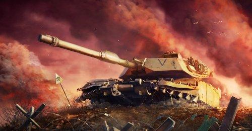 Превью Tank Domination