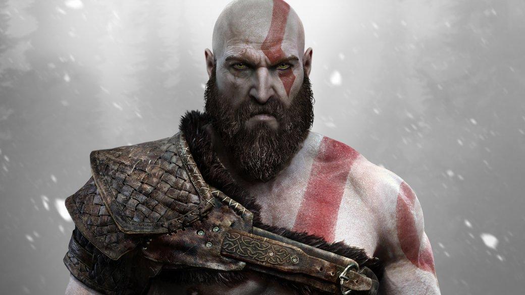 Вот это да! Кратос из God of War без бороды выглядит еще брутальнее. - Изображение 1
