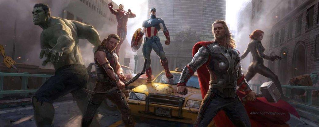 6 интересных фактов про Мстителей вкиновселенной Marvel. - Изображение 1