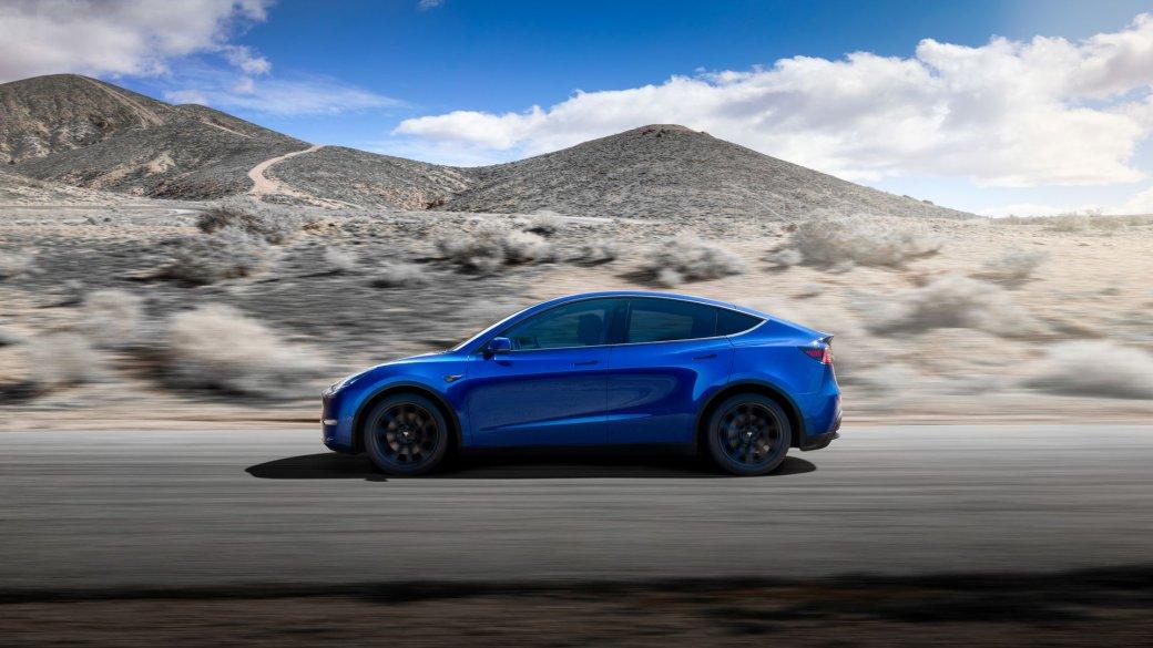 Что такое Tesla Model Yикакую пасхалку Илон Маск спрятал вееназвании? | SE7EN.ws - Изображение 2