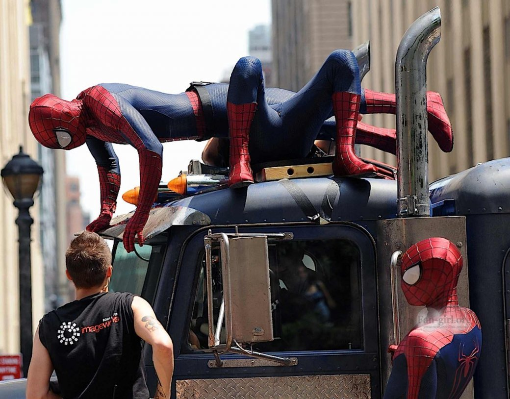Человек-паук: Рейми или Уэбб?   Канобу - Изображение 10720