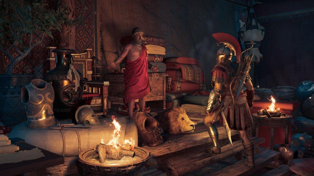 Рецензия на Assassin's Creed Odyssey. Обзор Assassin's Creed: Odyssey | Канобу - Изображение 19