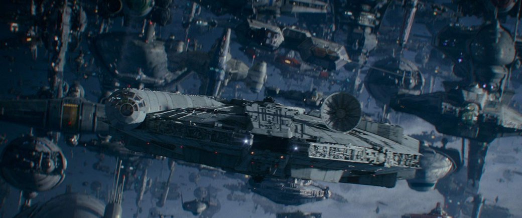Круглый стол по фильму «Звездные войны: Скайуокер. Восход» | Канобу - Изображение 8009