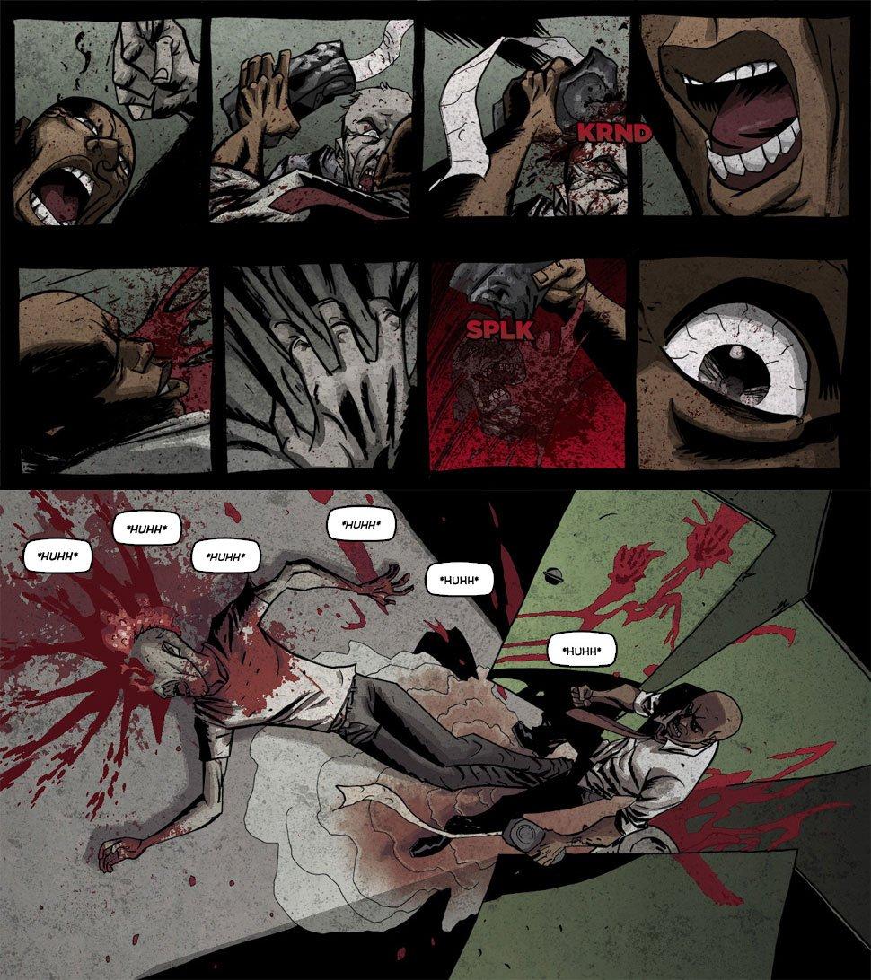 Какие комиксы почитать вожидании «Ходячих мертвецов»? Жесть, 18+ | Канобу - Изображение 9