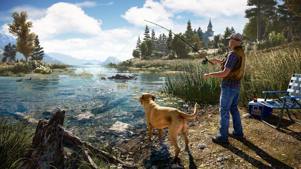 20 изумительных скриншотов Far Cry 5 в4К | Канобу