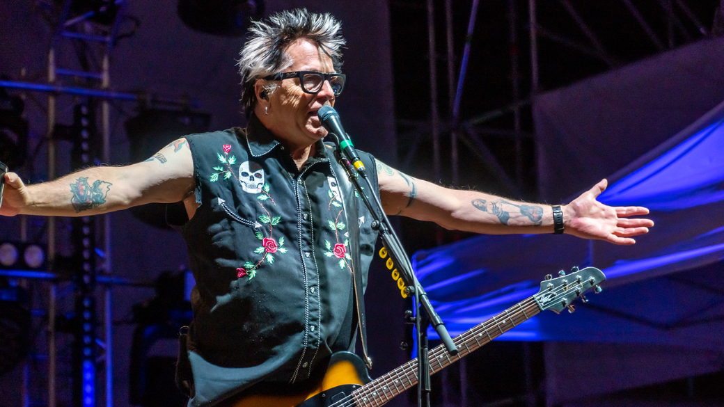 Интервью с гитаристом панк-группы The Offspring Кевином «Нудлзом» Вассерманом | Канобу