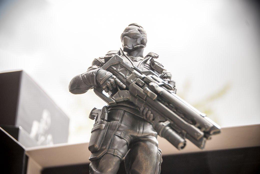 Распаковка коллекционного издания Overwatch | Канобу - Изображение 13