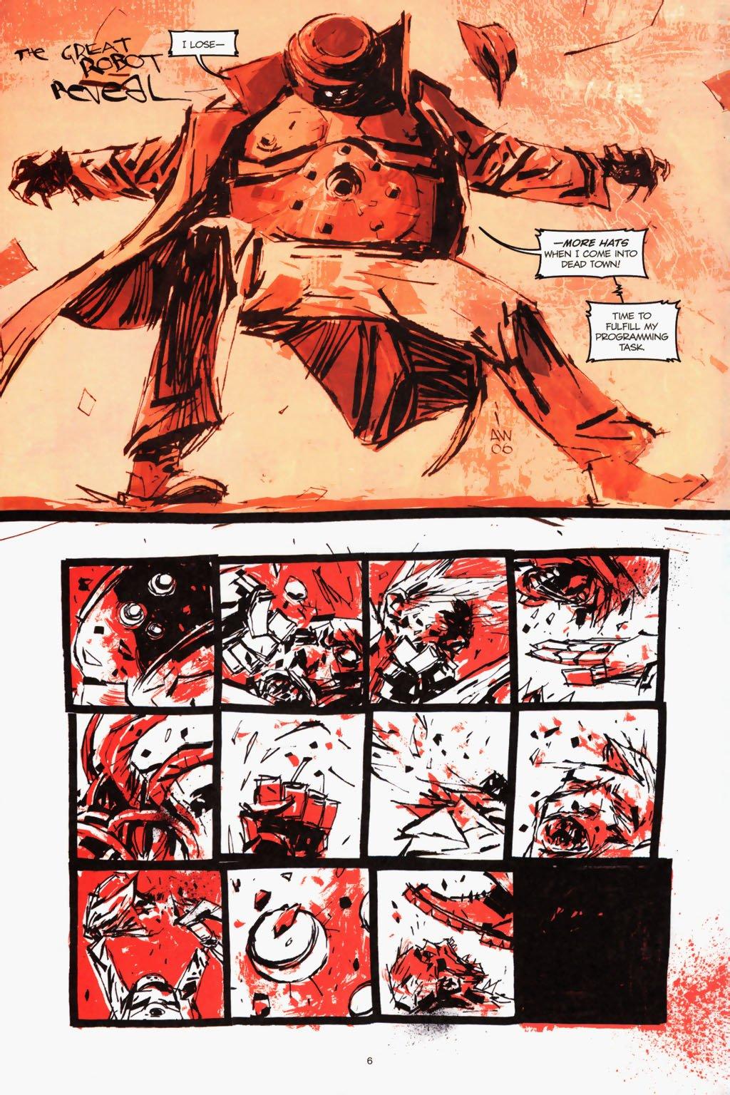 Какие комиксы почитать вожидании «Ходячих мертвецов»? Жесть, 18+ | Канобу - Изображение 12
