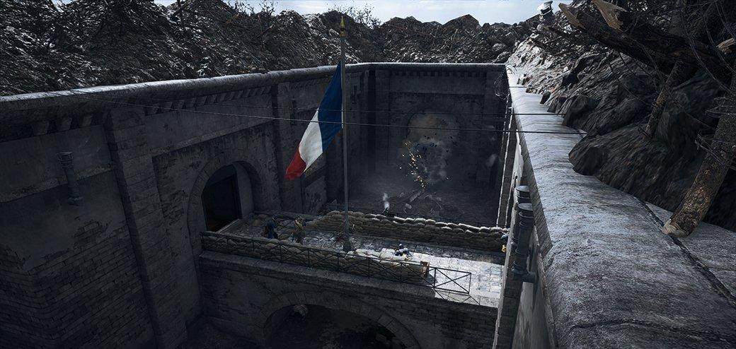 Battlefield 1: как Франция выглядит в дополнении «Они не пройдут» | Канобу - Изображение 3
