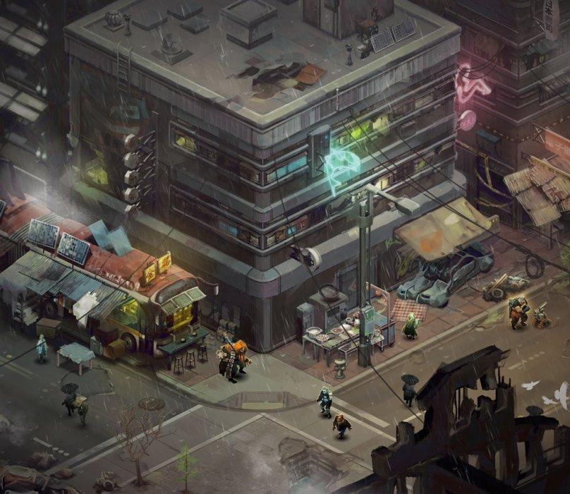 Обзор Shadowrun Returns - рецензия на игру Shadowrun Returns   Рецензии   Канобу