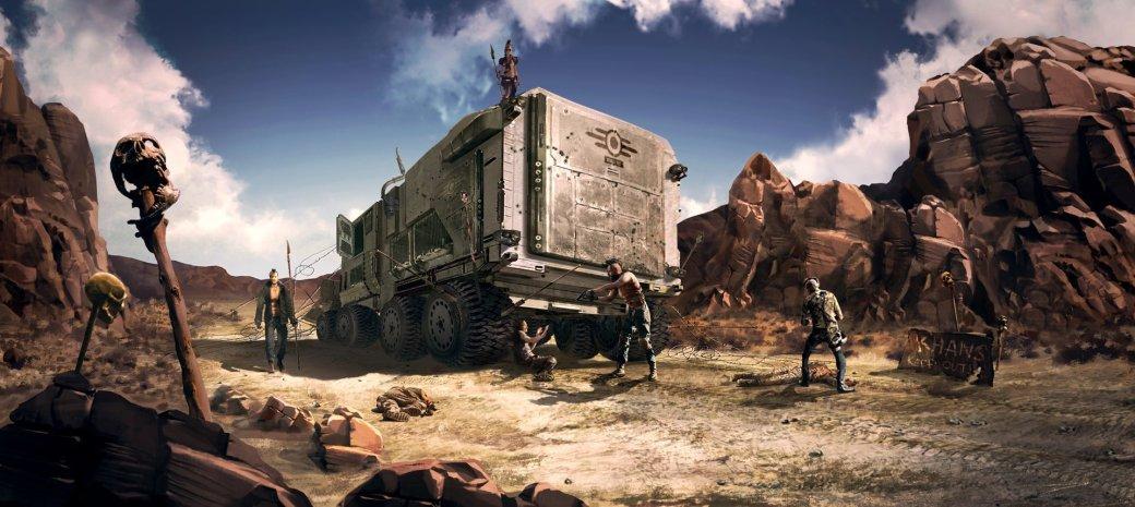 Лучший арт мира Fallout | Канобу - Изображение 4