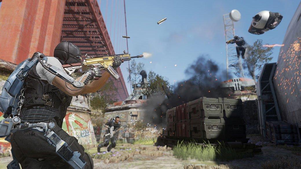 Call of Duty: Advanced Warfare. Победа | Канобу - Изображение 7534