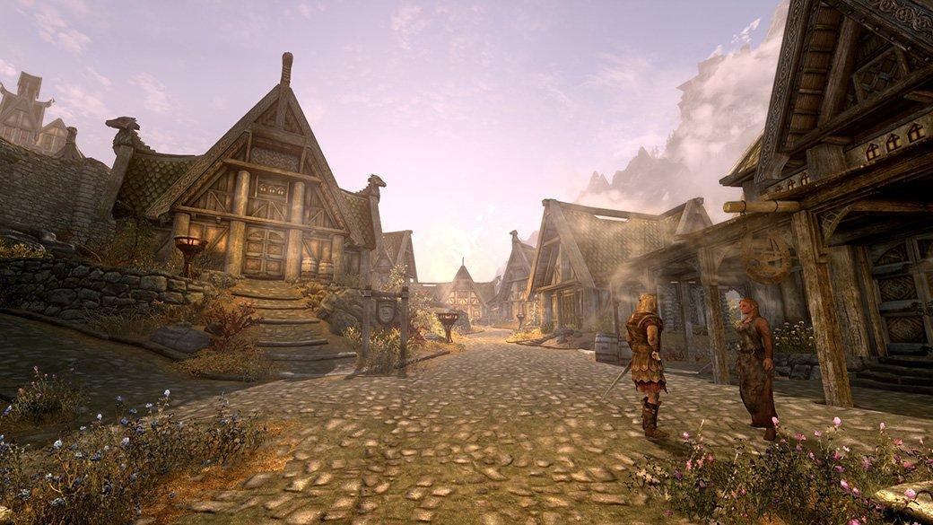 20 изумительных скриншотов TES V: Skyrim Special Edition | Канобу - Изображение 8