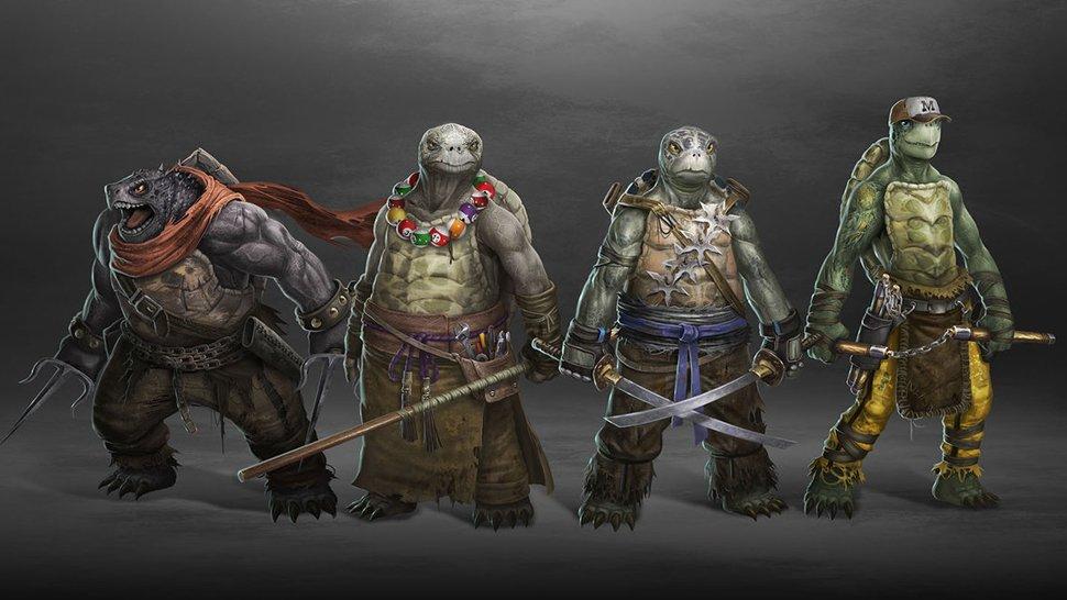 Черепашки-ниндзя: мастера эпохи осквернения | Канобу - Изображение 4664