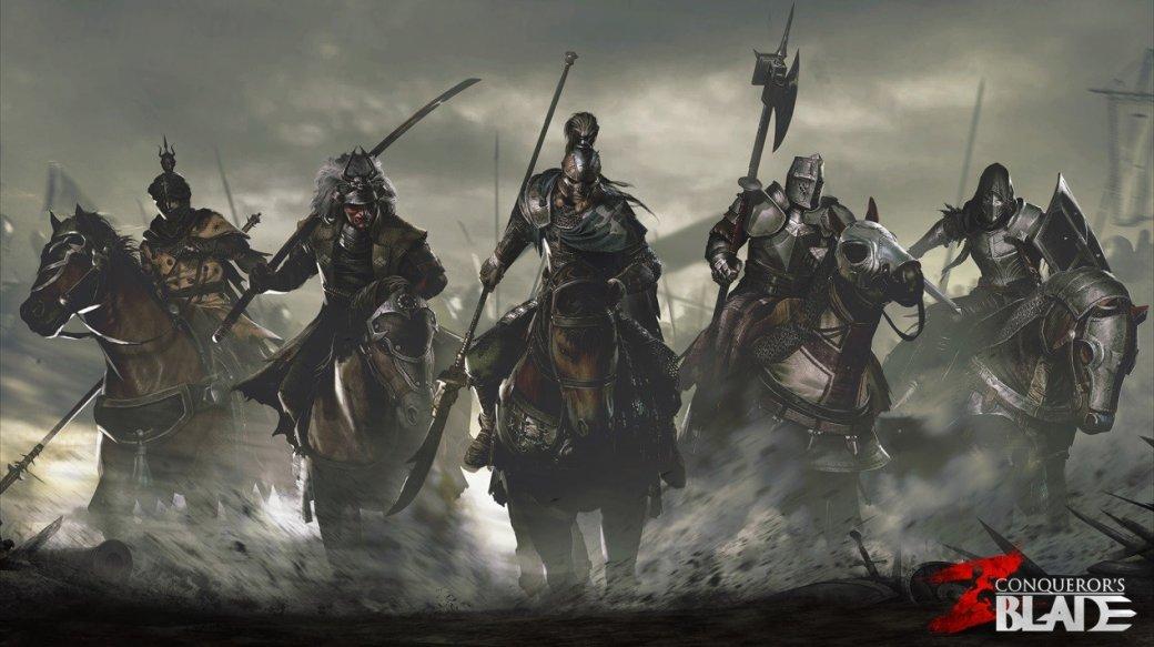 «Это наша мечта воплотить вигре войну»— интервью спродюсером тактической MMO Conqueror's Blade. - Изображение 1