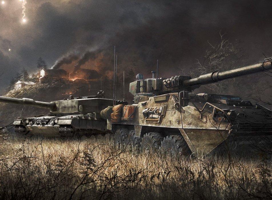 Разбираетесь ли вы в современных танках? | Канобу