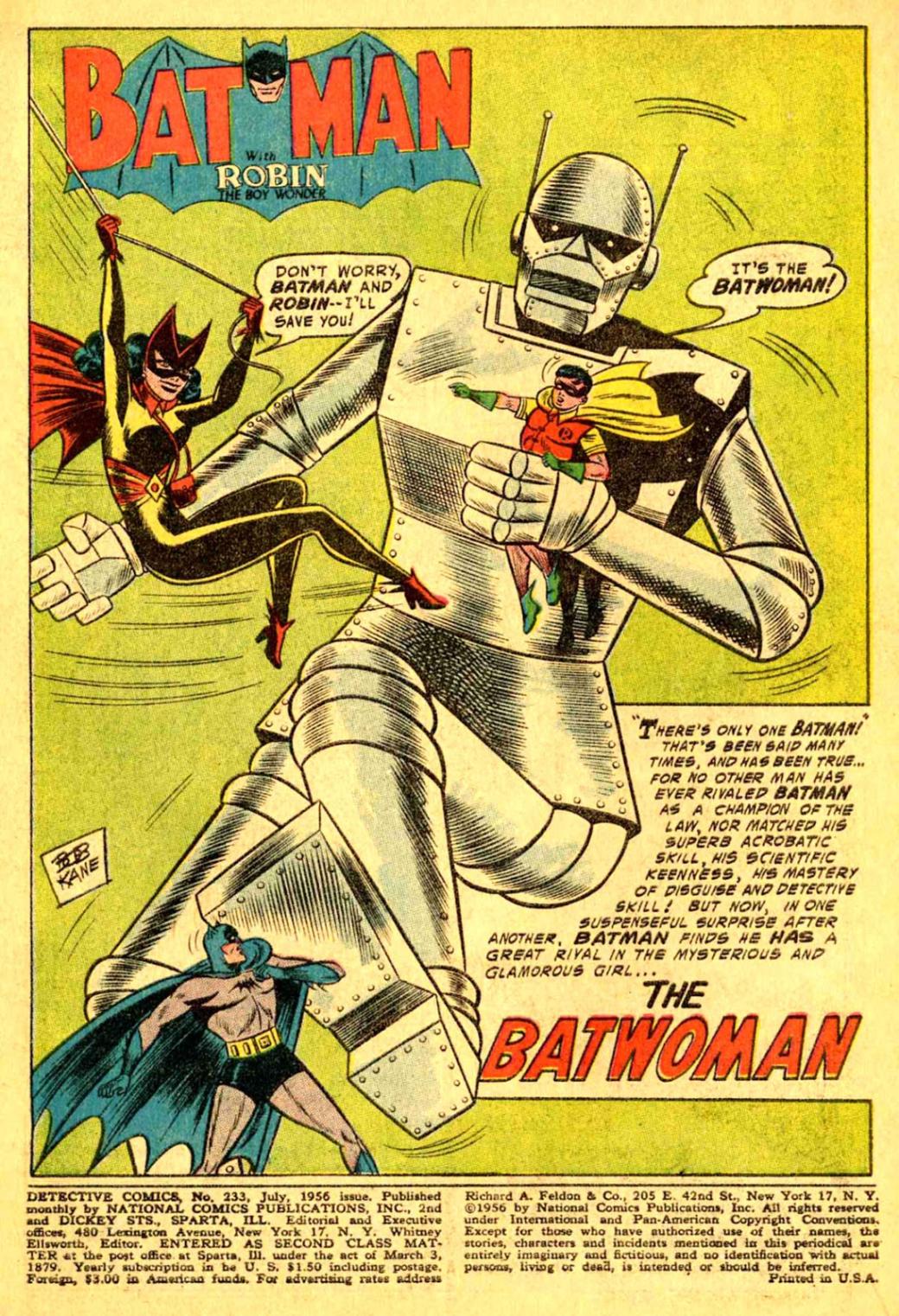 История Бэтвумен: как менялась лесбийская бэт-икона | Канобу - Изображение 4