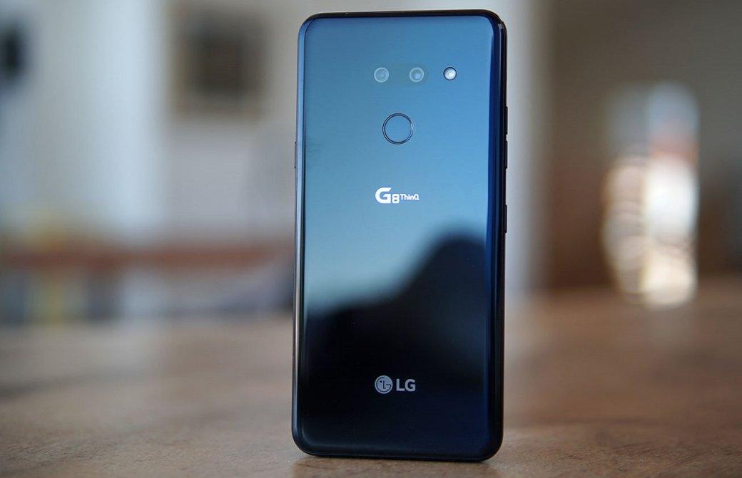 Анонс LGG8ThinQ иG8s ThinQ: чип Snapdragon 855, пять камер изащита повоенному стандарту | Канобу - Изображение 8068