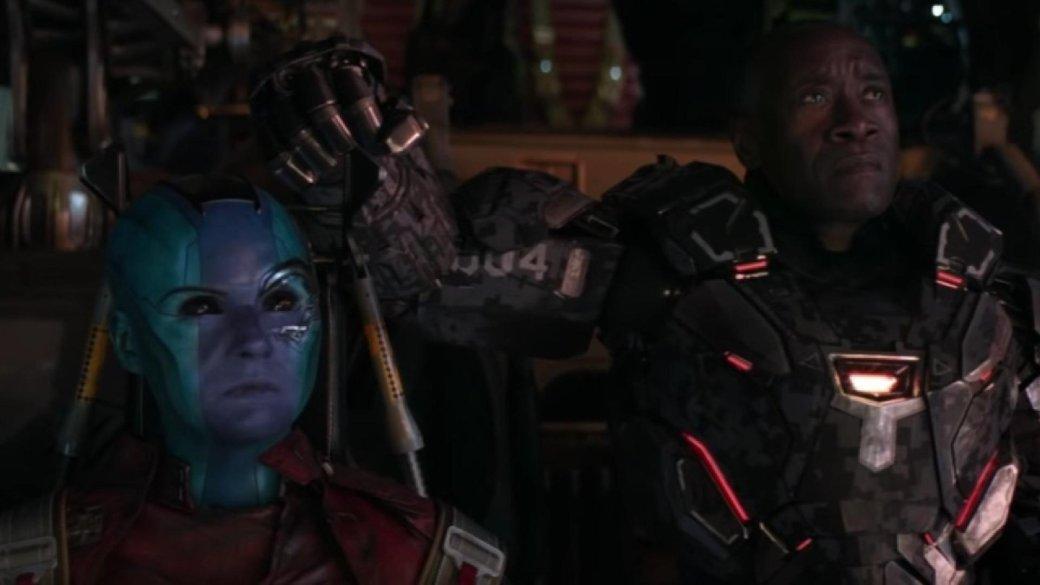 Мнение о«Мстителях: Финал». Нужно было закончить на«Войне Бесконечности» (спойлеры)! | Канобу - Изображение 1247