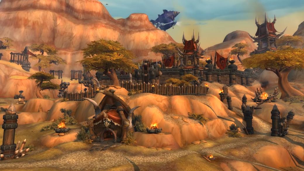 Blizzard обновила Низину Арати и Ущелье песни войны в Battle for Azeroth. Но пока только на PTR | Канобу - Изображение 1