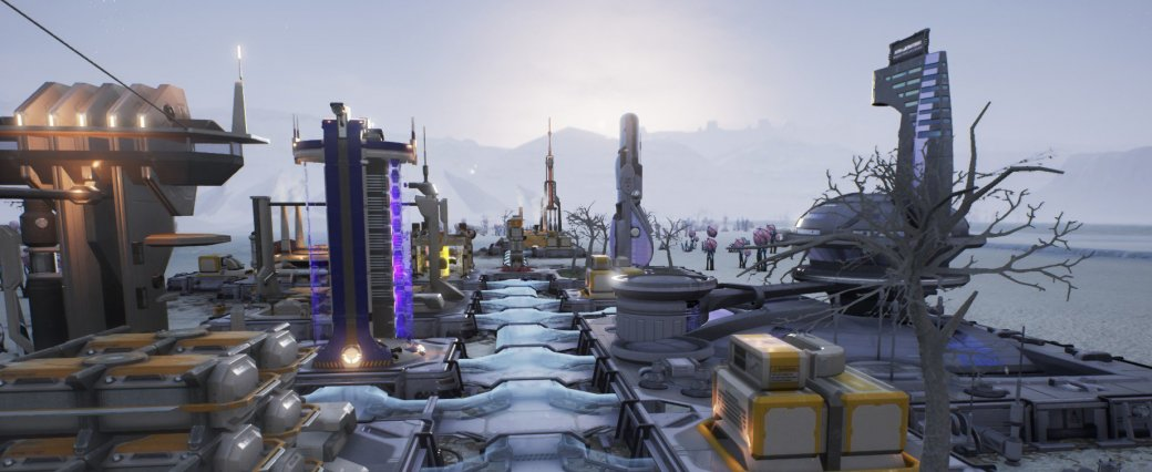 А ведь такой могла быть Mass Effect: Andromeda. Играем в Aven Colony | Канобу - Изображение 2