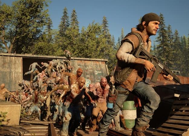 Журналисты Game Informer попытались уничтожить толпу зомби вDays Gone. Получилось сбольшим трудом. - Изображение 1