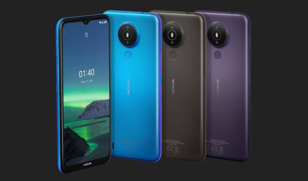 Состоялась российская презентация бюджетного смартфона Nokia 1.4