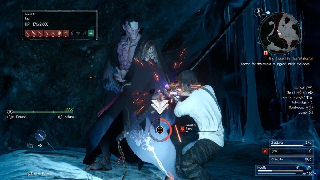 Превью Final Fantasy XV | Канобу - Изображение 2331
